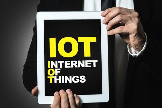 Smart lighting and IoT