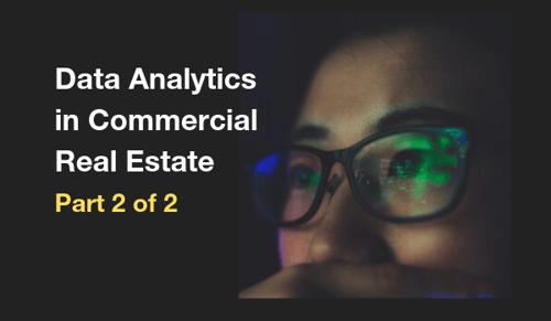 CRE Data Analytics