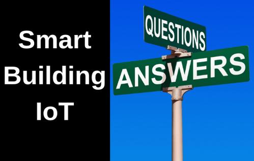 Smart Building IoT