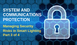 Security for smart lighting